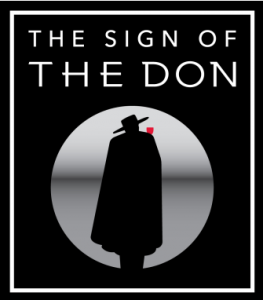 The sign of the Don